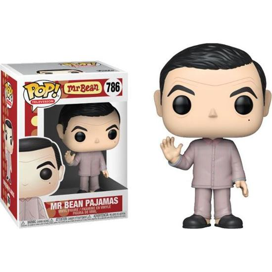 Mr. Bean: Mr. Bean Pajamas POP! Movie Vinyl Figur (#786)