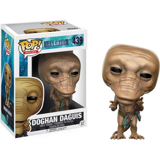 Valerian and the City of a Thousand Planets: Doghan Daguis POP! Movie Vinyl Figur (#439)