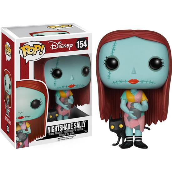 Nightmare Before Christmas: Nightshade Sally POP! Vinyl Figur (#154)