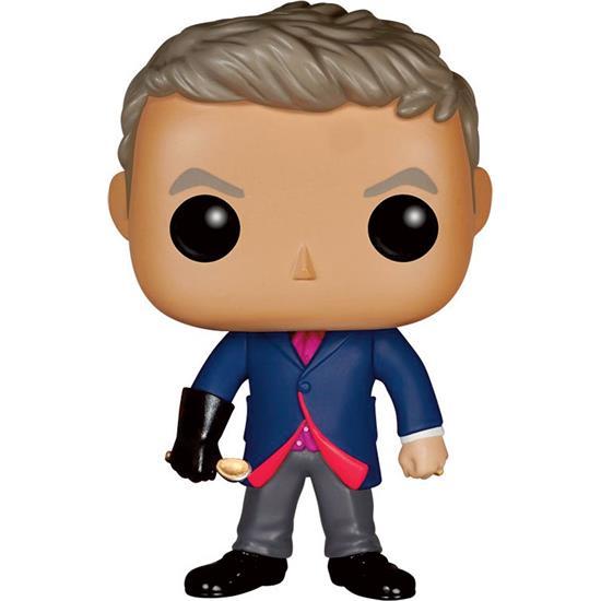 Doctor Who Doctor Who 12th Pop Vinyl Figur Med Ske 238