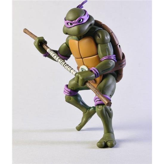 Ninja Turtles: Donatello vs Krang in Bubble Walker Action Figure 2-Pack 18 cm