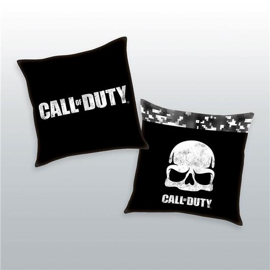Call Of Duty: Skull Pude 40 x 40 cm