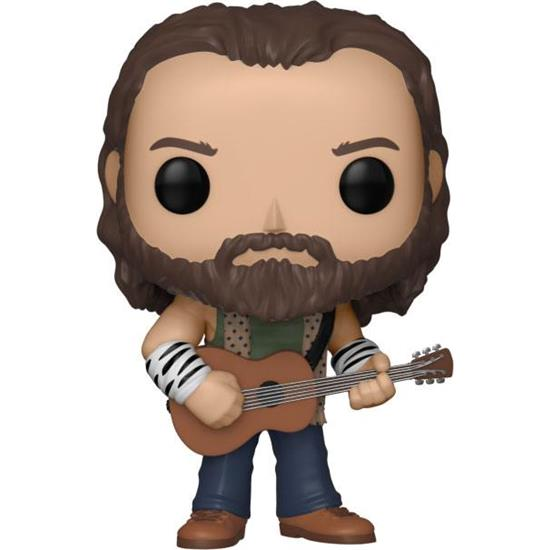 WWE: Elias with Guitar POP! WWE Vinyl Figur