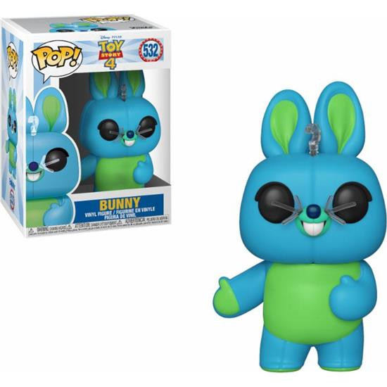 Toy Story: Bunny POP! Disney Vinyl Figur (#532)
