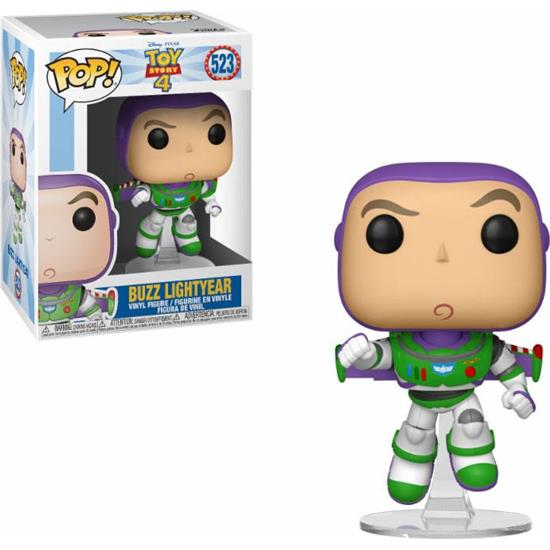 Toy Story: Buzz Lightyear POP! Disney Vinyl Figur (#523)