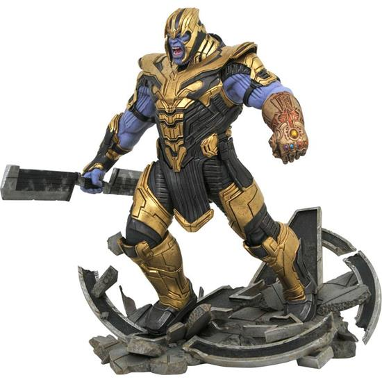 Avengers: Armored Thanos Marvel Movie Milestones Statue 41 cm