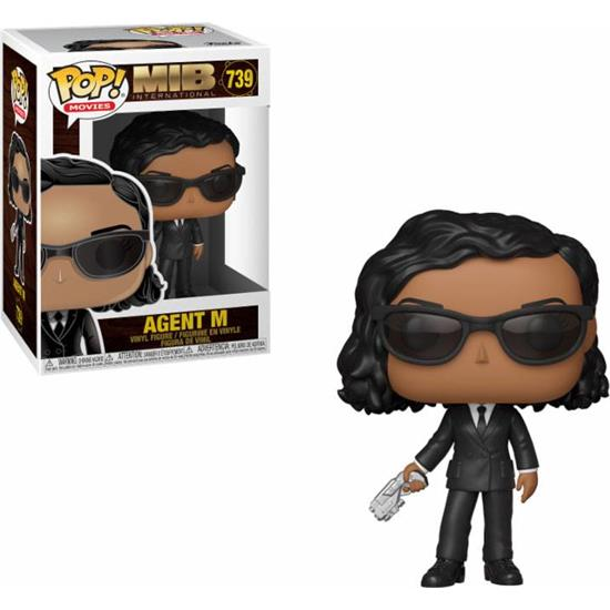 Men in Black: Agent M POP! Movies Vinyl Figur (#739)