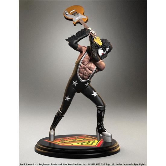 Kiss: The Starchild Rock Iconz Statue 1/9 20 cm