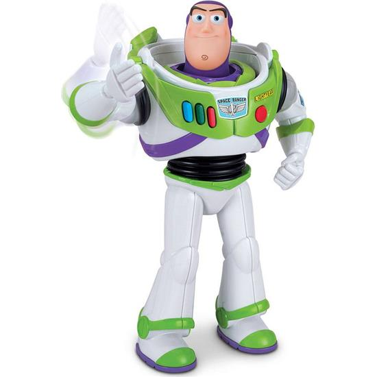 Toy Story: Karate Buzz Lightyear Action Figur 30 cm