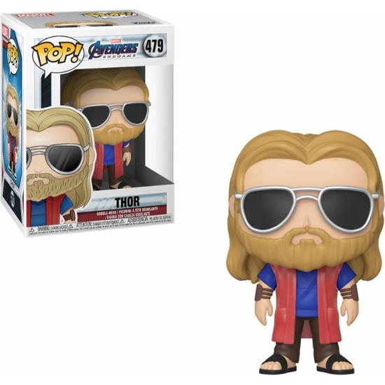 Avengers: Thor POP! Movies Vinyl Figur (#479)