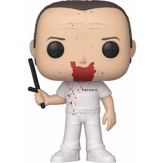 Silence of the Lambs : Hannibal Lecter Bloody POP! Movies Vinyl Figur