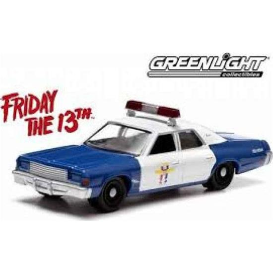 Friday The 13th: Dodge Monaco Police 1978 1/18