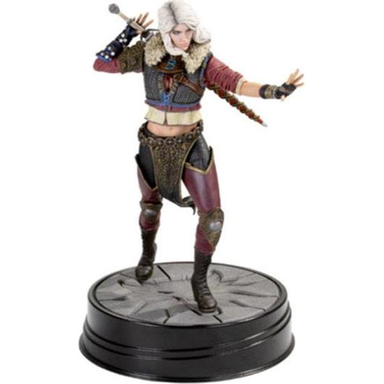 Witcher: Ciri (2nd Edition) PVC Statue 20 cm