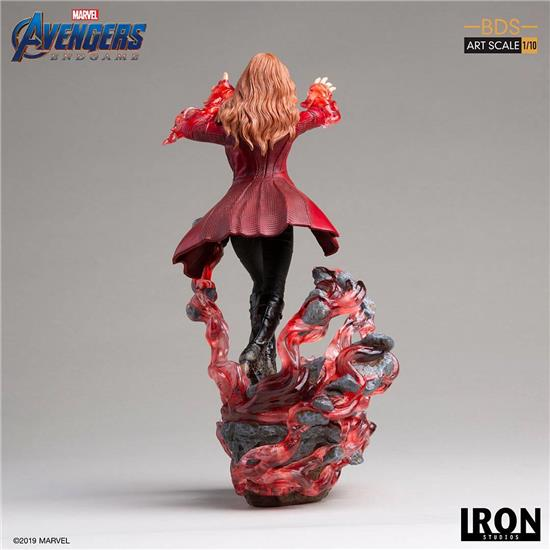 Avengers: Scarlet Witch BDS Art Scale Statue 1/10 21 cm