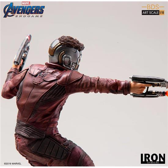 Avengers: Star-Lord BDS Art Scale Statue 1/10 31 cm