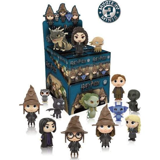Harry Potter: Harry Potter Mystery Mini Figur Series 2 12-pak