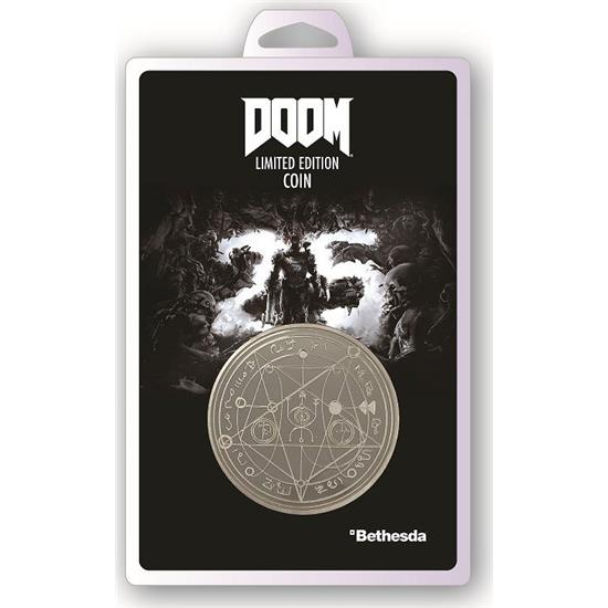 Doom: Doom Collectable Coin
