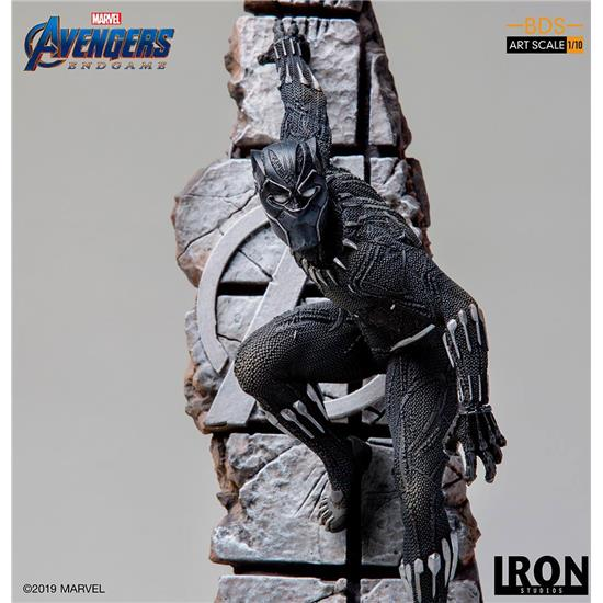 Avengers: Black Panther BDS Art Scale Statue 1/10 34 cm