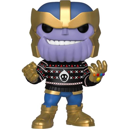 Avengers: Thanos Holiday POP! Marvel Vinyl Figur