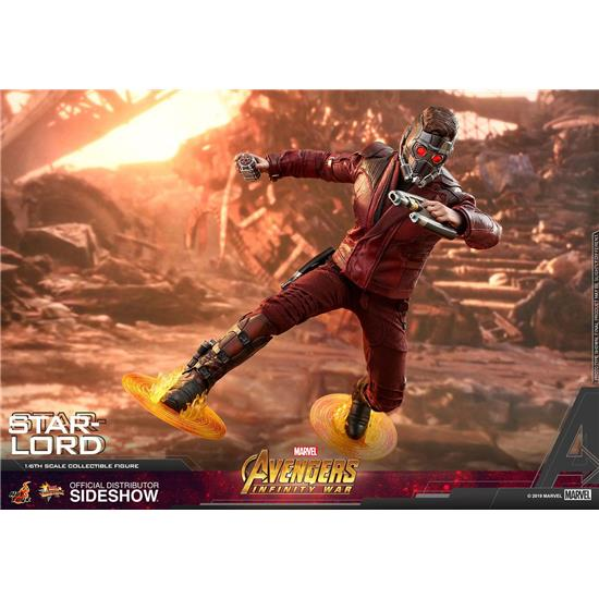 Avengers: Star-Lord Movie Masterpiece Action Figure 1/6 31 cm