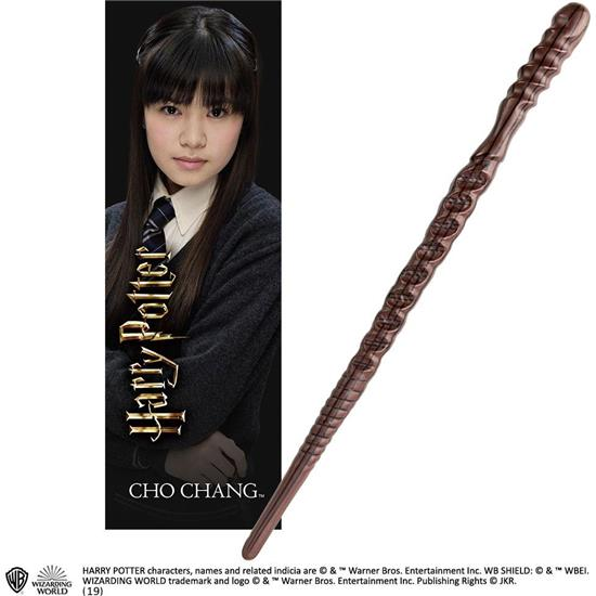 Harry Potter: Cho Chang PVC Tryllestav