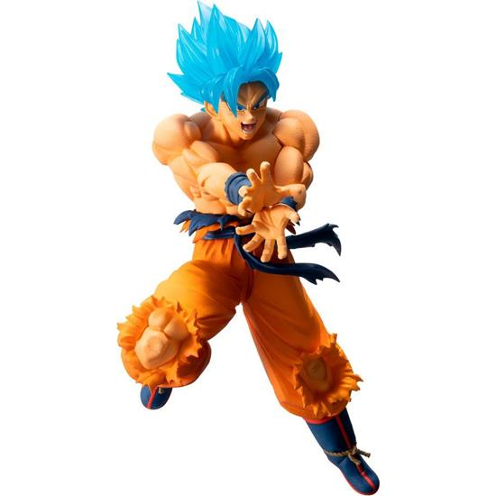 Dragon Ball: Super Saiyan Son Goku PVC Statue 16 cm