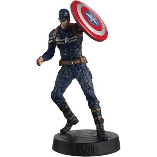 Marvel: Captain America Marvel Movie Collection 1/16 14 cm