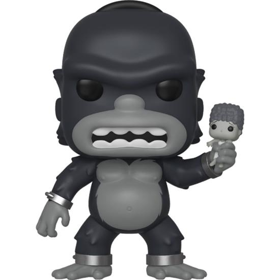 Simpsons: King Kong Homer POP! TV Vinyl Figur