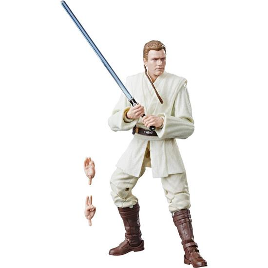 Star Wars: Obi-Wan (Jedi Duel) 20th Anniversary Exclusive Black Series Action Figure 15 cm
