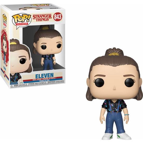 Stranger Things: Eleven POP! TV Vinyl Figur (#843)