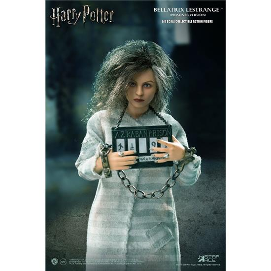 Harry Potter: Bellatrix Lestrange Prisoner Version Action Figure 1/8 23 cm