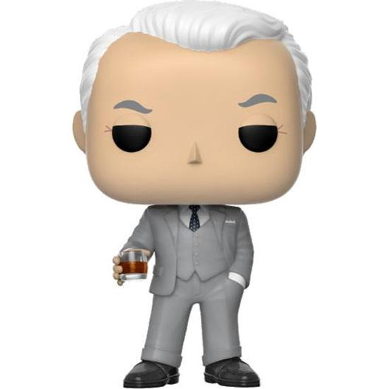 Mad Men: Roger POP! TV Vinyl Figur