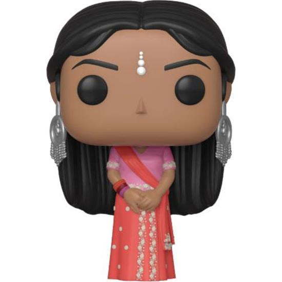 Harry Potter: Padma Patil (Yule Ball) POP! Movies Vinyl Figur