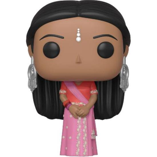 Harry Potter: Parvati Patil (Yule Ball) POP! Movies Vinyl Figur