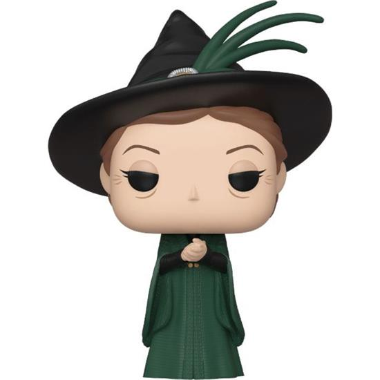 Harry Potter: Minerva McGonagall (Yule Ball) POP! Movies Vinyl Figur