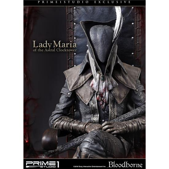 Bloodborne: Lady Maria of the Astral Clocktower Statue 1/4 50 cm