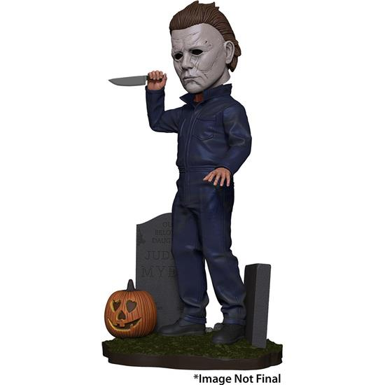Halloween: Michael Myers Head Knocker Bobble-Head 20 cm