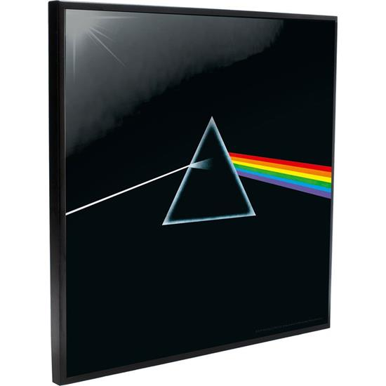 Pink Floyd: Dark Side of the Moon Crystal Clear Picture 32 x 32 cm
