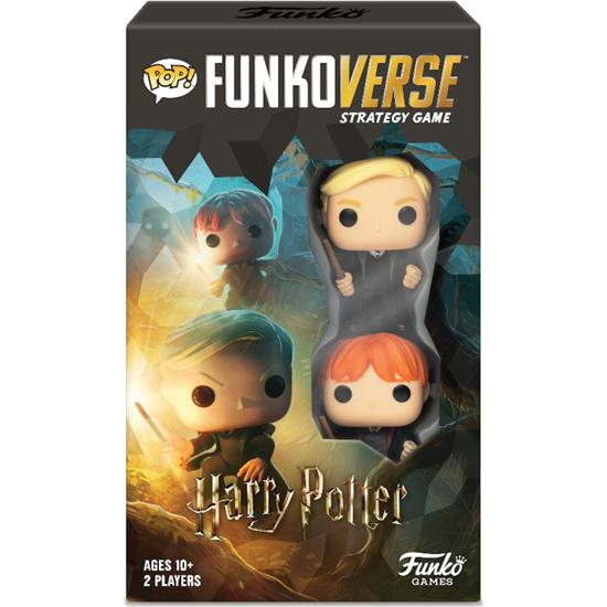 Harry Potter: Funkoverse Harry Potter 2 Character Expandalone