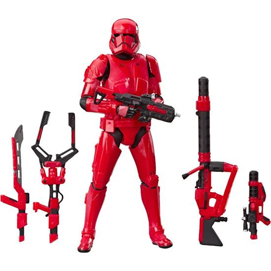 Star Wars: Sith Trooper SDCC 2019 Exclusive Black Series Action Figure 15 cm