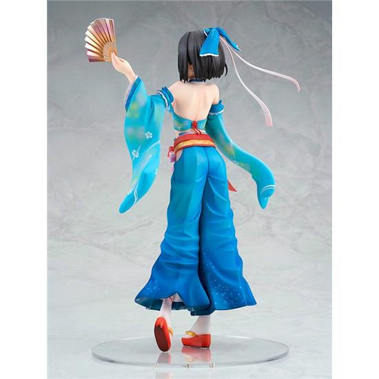 Idolmaster: Kako Takafuji Talented Lady of Luck Ver. PVC Statue 1/7 25 cm