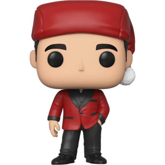 Office: Michael as Santa Bond POP! TV Vinyl Figur