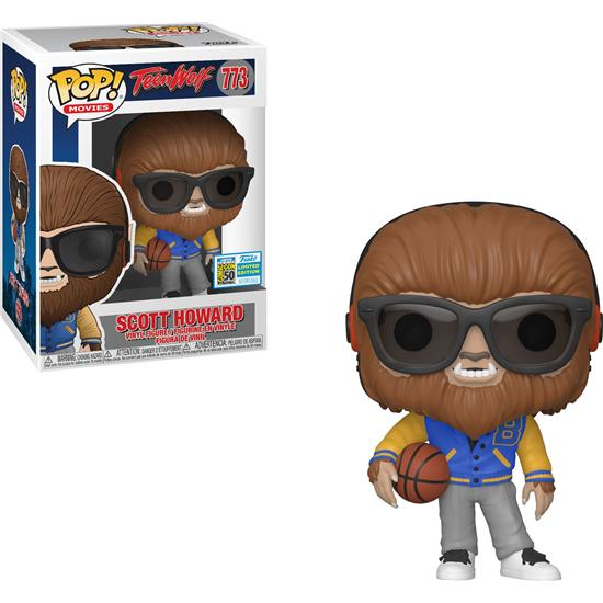 Teen Wolf: Scott Howard SDCC Exclusive POP! Movies Vinyl Figur (#773)