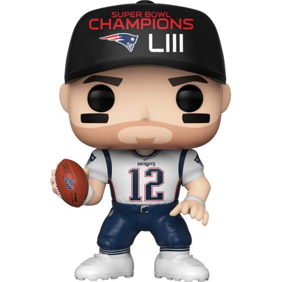 NFL: Tom Brady (SB) POP! Sports Vinyl Figur