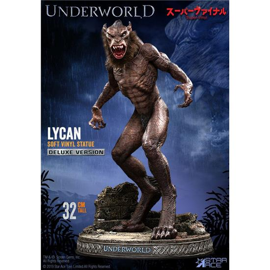 Underworld: Lycan Deluxe Version Soft Vinyl Statue 32 cm