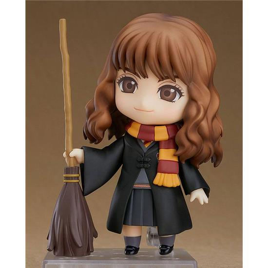 Harry Potter: Hermione Granger Exclusive Nendoroid Action Figure 10 cm