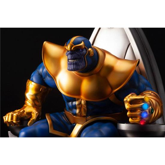 Avengers: Thanos on Space Throne Statue 1/6 45 cm