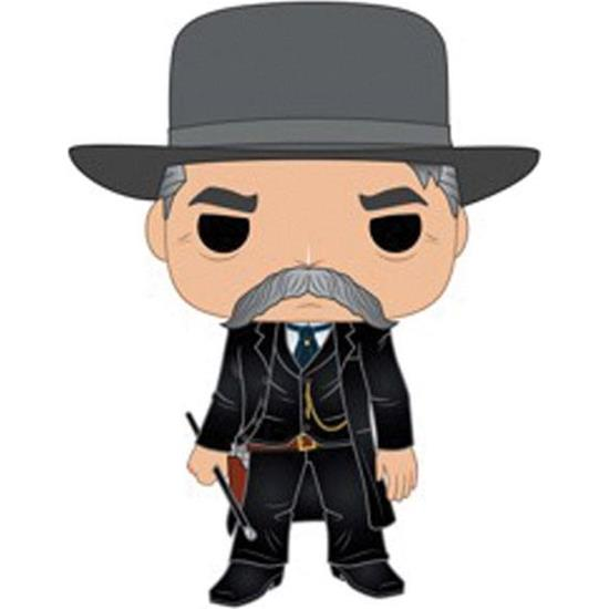 Tombstone: Virgil Earp POP! Movies Vinyl Figur