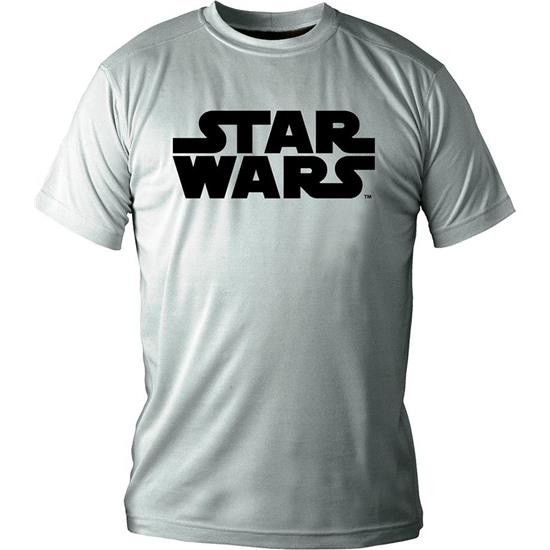 Star Wars: Star Wars Black Logo T-Shirt