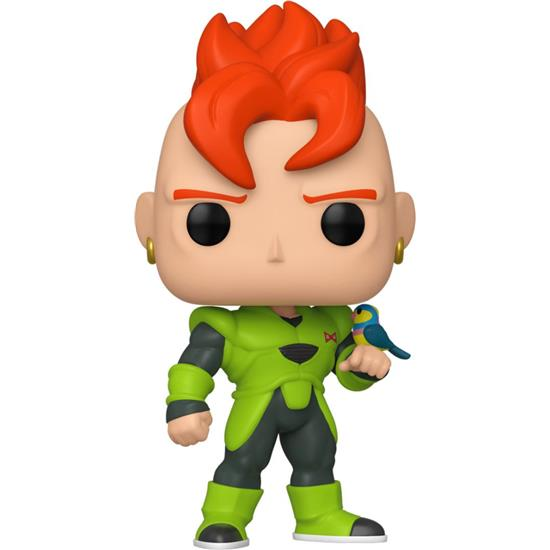 Dragon Ball: Android 16 POP! Animation Vinyl Figur